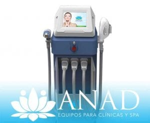 anad SHR SSR THERMAGE 3000